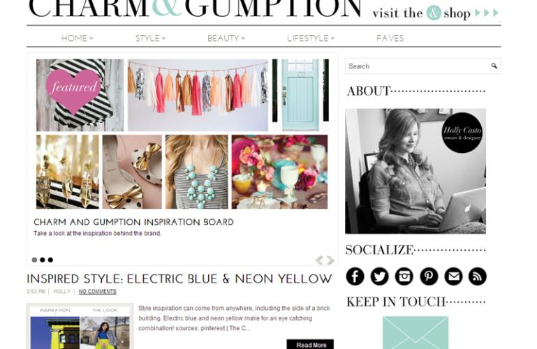 Charm & Gumption
