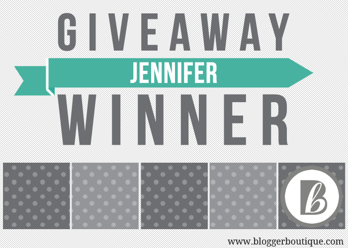 Header Giveaway: Winner