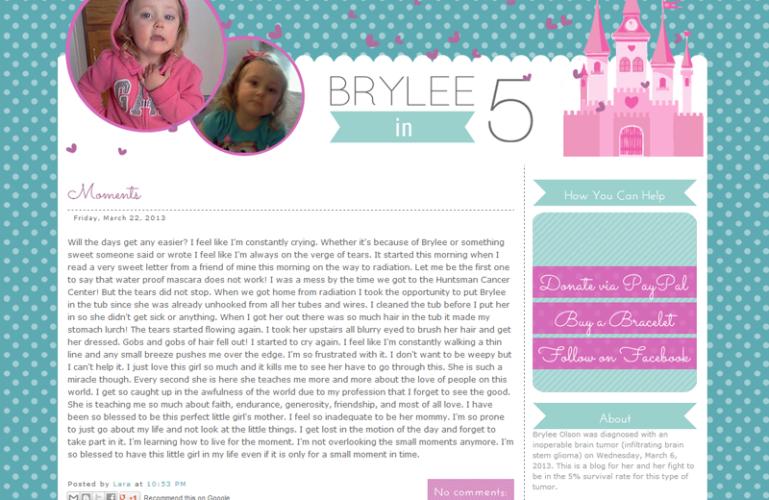 Brylee in 5