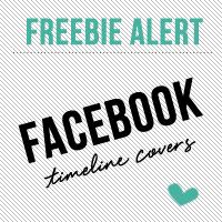 Birthday Week: Facebook Timeline Cover Freebies