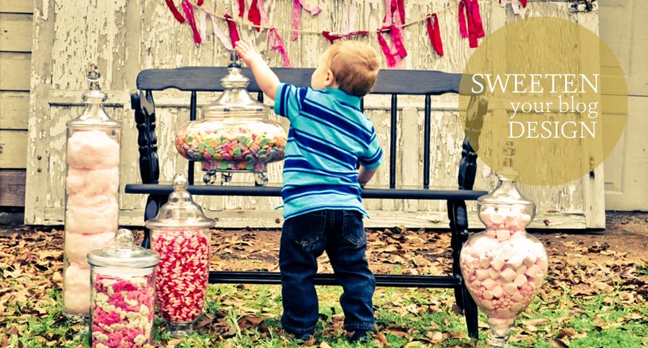Sweeten Your Blog Design