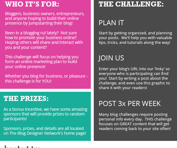 May Blogging Challenge