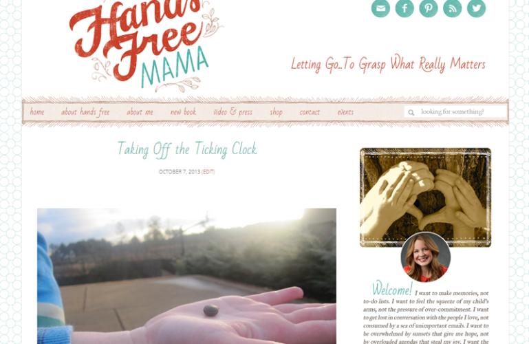 Hands Free Mama Design